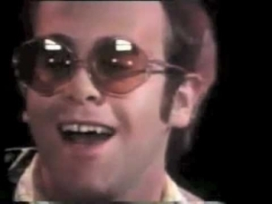 "Video: Elton John — ""Step Into Christmas"""